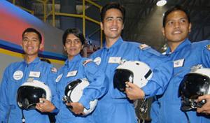 Малазийские космонавты
