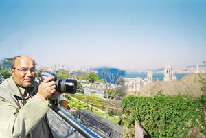 В Турции вышел новый фотоальбом «Стамбул без границ»