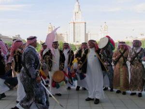 Культура Саудовской Аравии стала ближе к Москве