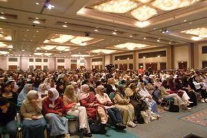 Американцы готовятся к конференции о пророке Мухаммаде