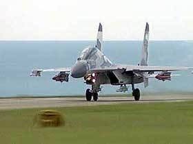Российские боевые самолеты для Малайзии