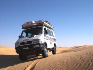 «Газель» отправляется в Тунис
