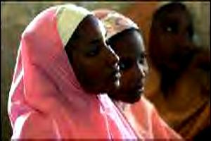 В центре сомалийской столицы горят костры из хиджабов