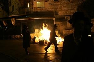Иудеи собираются забросать геев камнями