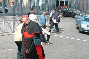 Кардинал ратует за ущемление прав мусульман