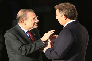 Х. Солана: «Назначение Блэра разрушит мир на Ближнем Востоке»