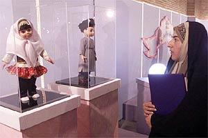 В Тегеране готовятся к открытию выставки кукол