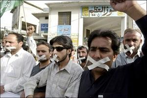 В Пакистане усилен контроль над СМИ