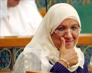 Арабские женщины приходят во власть