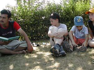 Детский лагерь по-турецки