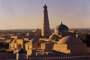 Ислам на Великом шелковом пути