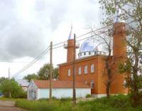 Мечеть-медресе в селе Сафаджай