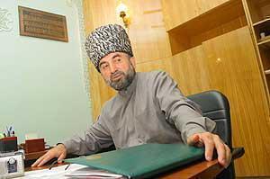 Магомед Албогачиев.