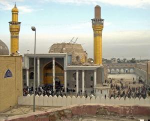 Иран восстановит Золотую мечеть в иракском городе Самарра