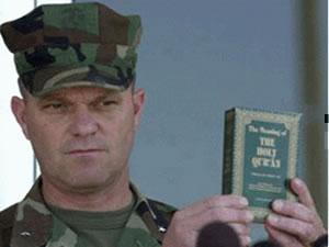 Два американских солдата стали мусульманами