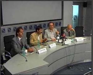 «Золотой минбар» стал темой пресс-конференции в РИА Новости