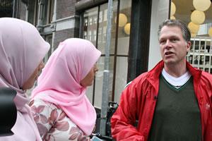 Голландия заинтересована в развитии исламского банкинга