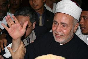 Шейх Мухаммад Сайид Тантави.