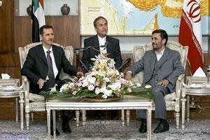Президенты Ирана и Сирии планируют обсудить ситуацию на Ближнем Востоке