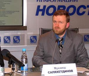М. Саляхетдинов: «Необходимо стремиться одухотворять, а не влиять»