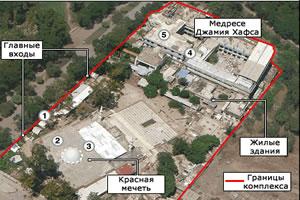 Операция в Красной мечети подходит к концу