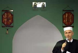Внук раввина борется за права мусульман