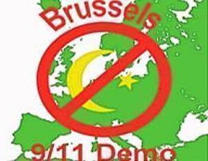 В Брюсселе решили остановить не ислам, а шествие исламофобов