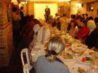 Мусульмане в Бутово собираются вместе на ифтар