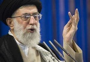 Сейед Али Хаменеи.