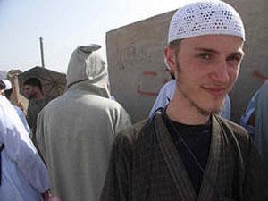 Новообращенный мусульманин из Канады.