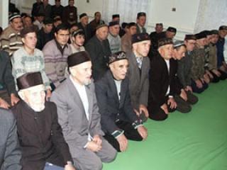 в одной из мечетей России