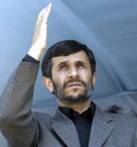М. Ахмадинежад.