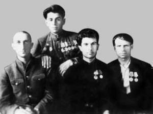 Вышла в свет книга, посвященная чеченцам во время ВОВ