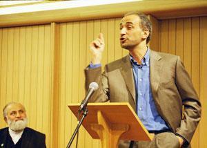 Исламский мыслитель Тарик Рамадан