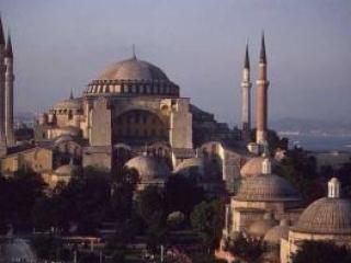 Мечеть София в Стамбуле