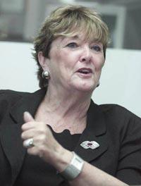 Председатель Национальной коалиции за полицейскую отчетность Мэри Рауэрс