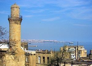 Мечеть Сыныггала в Баку