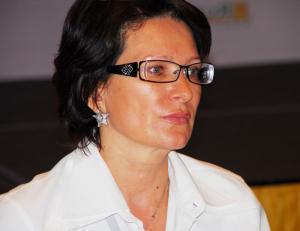 Директор Российско-арабского делового совета Татьяна Александровна Гвилава.