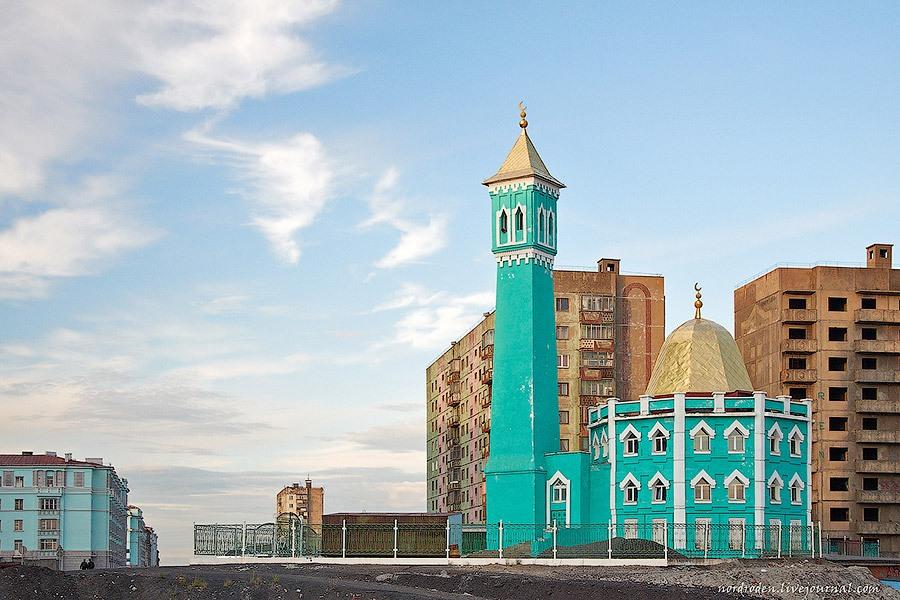 Мечеть Норильска