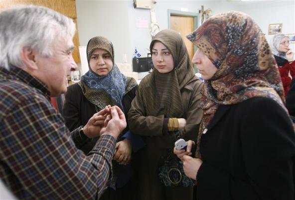 Хиджаб способствует гармонизации отношений между полами