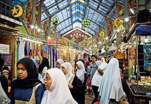 Очереди  в Малайзии будут выстраиваться с учетом норм исламского этикета