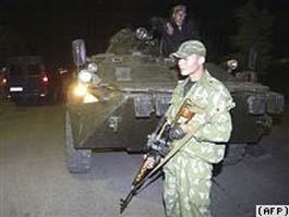 Ингушетия: место массового митинга объявлено зоной контртеррористической операции