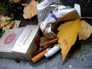 Число курильщиков в России после распада СССР удвоилось