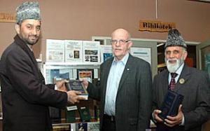 В Норвегии открывается выставка Корана