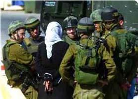 Похищена палестинка – активистка правозащитного движения