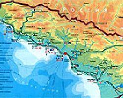 Береговая охрана Абхазии обстреляла ВМФ Грузии