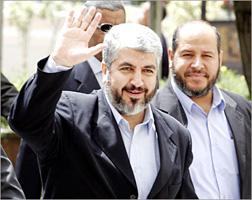 Палестинские лидеры прибыли в Каир