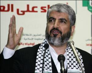 """Лидер палестинского движения """"Хамас"""""""