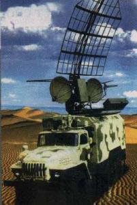 Система ПВО пассивного наведения Кольчуга
