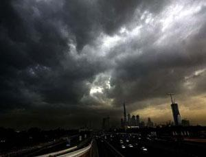 Метеорологи обещают, что средиземноморский циклон принесет в ОАЭ дожди и ветер.